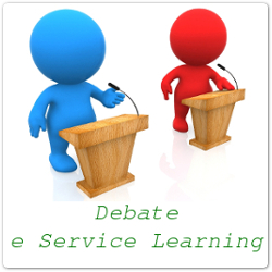 Debate e Service Learning